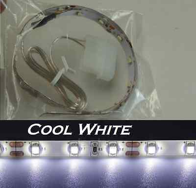 Cool White LED strip 15 inches Self-adhesive for PC Computer case PC case Light