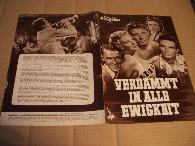 VERDAMMT IN ALLE EWIGKEIT (FROM HERE TO ETERNITY) - B. LANCASTER  - FILMPROGRAMM
