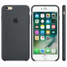Apple Charcoal Blue Silicone Case for iPhone 6s Plus