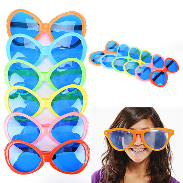 Giant Big Oversized Large Huge Novelty Funny Sun Glasses Shade Party Dress、New