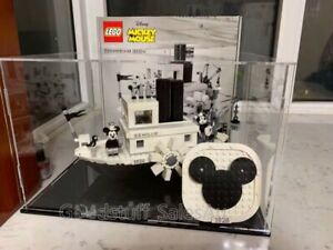 Acrylic-display-case-for-Lego-Steamboat-Willie-21317-Sydney-Stock-Top-Rated