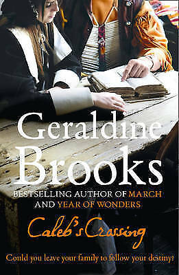 1 of 1 - Caleb's Crossing by Geraldine Brooks (Paperback) New Book