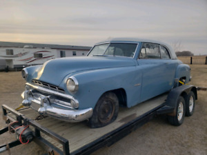 1951 Dodge Coronet Diplomat
