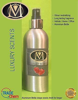 Entrega RáPida Air Freshener Luxury M Range In Aluminium Bottle Strawberry Venta Especial De Verano