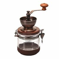 Coffee Mill HARIO CMHC-4C Canister Ceramic Free Shipping