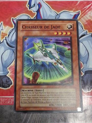 Card yu gi oh hunter jade wcsc-fr037 x 3
