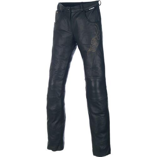 FREE UK POSTAGE* RICHA MONTANA ladies leather trousers regular leg *BIG SALE