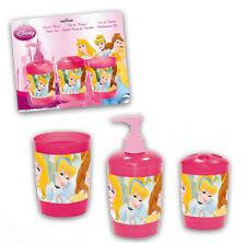 Set Da Bagno Bambini Principessa Set Bagno Bambini Distributore Di Sapone