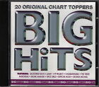 BIG HITS '98 - 20 Original Chart Toppers - CD Various Artists