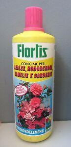 Bien éDuqué Flortis Concime X Azalee Rododendri Camelie Gardenie X Fioriture Abbondanti 1 Kg Moderne Et EléGant à La Mode