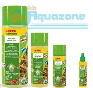 Florena 50ml*100ml*250ml*500ml* Plant Care Aquarium Uv Stable Big Clearance Sale Sera