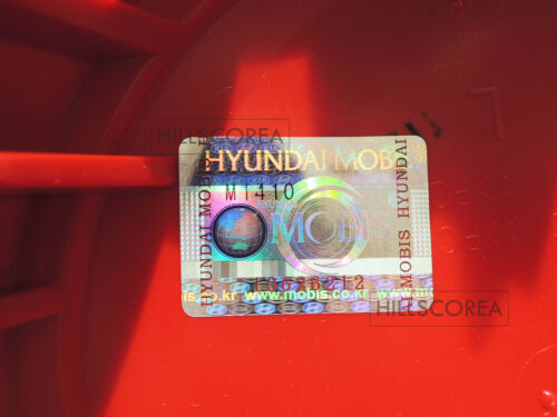 HYUNDAI VELOSTER TURBO 2012-2016 OEM Rear Reflector Cover 4pcs Set