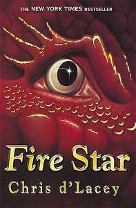 Fire-Star-d-039-Lacey-Chris-Very-Good-Book