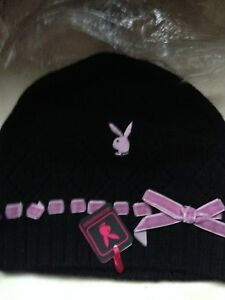 molte scelte di doppio coupon vasto assortimento Dettagli su Cappello Playboy- mostra il titolo originale