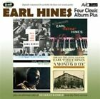 Four Classic Albums Plus 5022810315223 by Earl Hines CD