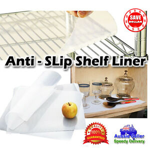 8x-Non-Slip-Clear-TOOL-BOX-Kitchen-Shelf-Drawer-Cupboard-Liner-Mat-Protect-30x70