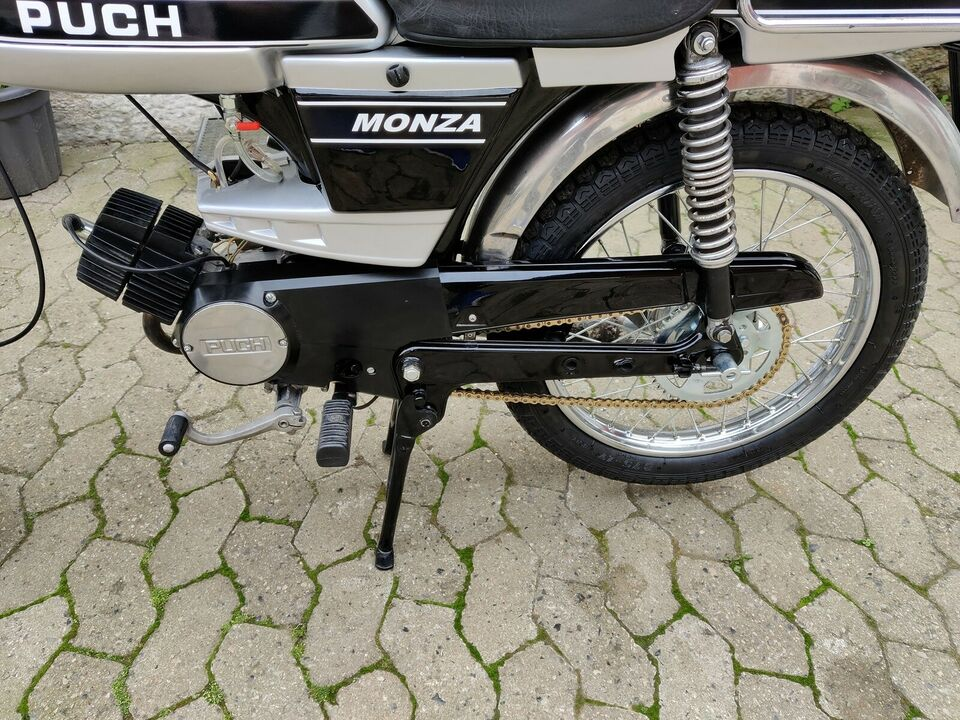 Puch Monza 2g madkasse, 1980, 0 km