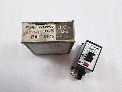 BA122155 Matsushita Circuit Breaker 15 Amp