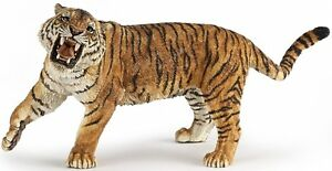 Roaring TIGER Replica # 50182 ~ FREE SHIP/USA w/ $25.+ Papo Products