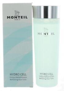MonteilHydro da Monteil per Cell Donna Tonico rinfrescante viso 6.7 once. NUOVO IN SCATOLA