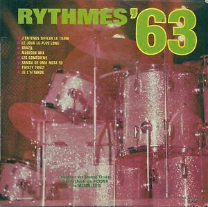 EP-8-TITRES-33-T-1-3-RYTHMES-1963-BRAZIL-J-039-ENTENDS-SIFFLER-LE-TRAIN