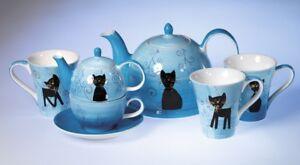 Teeservice-FILOU-Cha-Cult-Keramik-Becher-Teekanne-Stoevchen-Tea-for-one-Set