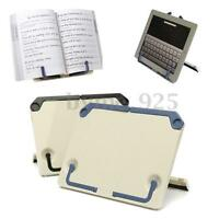 ABS Portable Folding Book Reading Desk Documents Music Score Book Stand Holder