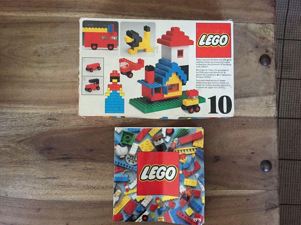 Lego andet, Universal Building Set: Basic Set: 10