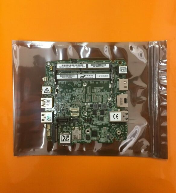 Intel BLKNUC7I3BNB NUC7I3BNB NUC Board 1.2V DDR4 Motherboard