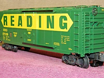 Contemplative K-line Scale #k761-1931 Reading 40ft Single Door Green Box Car Complete Nib Model Railroads & Trains
