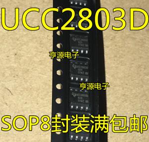 50PCS UCC2803D UCC2803DTR SOP-8