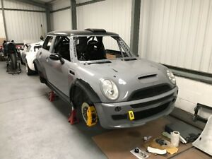 R53 Mini Cooper S Track Car Project Ebay