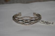Brighton Swirl Cuff Bracelet NWT