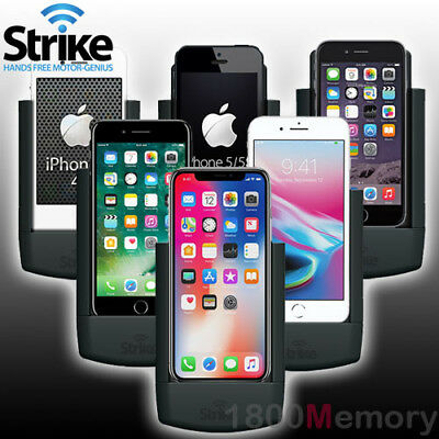 Strike Alpha Car Cradle Charger Dock Mount with Antenna Coupler for Apple iPhone | eBay