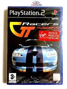 Racers-Gt-PS2-Neuf-Scelle-Videojuego-Videogame-Scelle-Produit-Nouveau-Retro-Spa