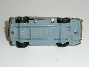 CORGI # 270 1968 4 15mm TIRES FOR Aston Martin CORGI TOYS CASTED ON TIRE