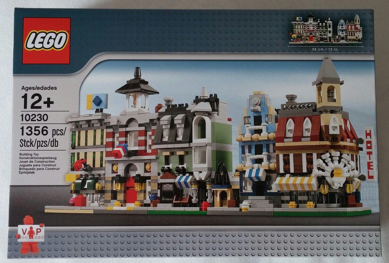 LEGO ® 10230 MINI modulars EXCLUSIVE  NUOVO & OVP nuovo SEALED RARO RARE VIP  vendita online risparmia il 70%