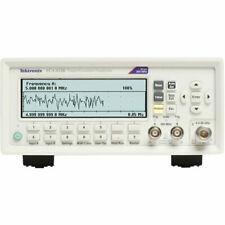Tektronix Fca3120 20 Ghz 3 Ch Frequency Counteranalyzer
