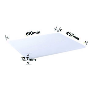 White-Chopping-Cutting-Board-610-x-457-x-12-7mm-Plastic-Carton-of-5
