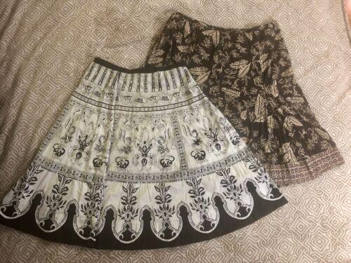 WOMAN Skirts LOT 20W 22W Charter Club Apostrophe M