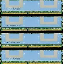32GB DDR2 MEMORY RAM PC2-6400 ECC FBDIMM DIMM ***FOR SERVERS*** 4X8GB