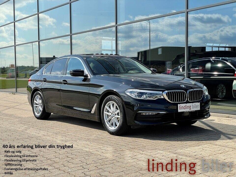 BMW 530e 2,0 iPerformance aut. 4d - 499.900 kr.