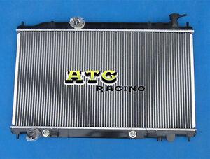 Radiator For 2002-2006 Nissan Altima 2.5L 2.5 L4 4CYL 02 03 04 05 06 Brand New