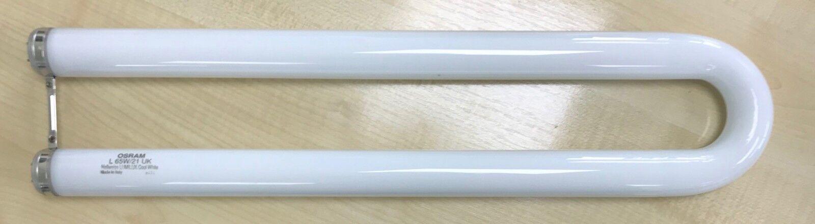 Osram 65w Cool White T12 Florescent U-tube L65W 21 U-Form
