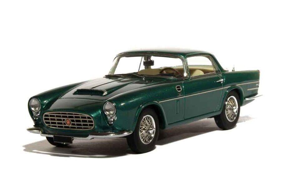Jaguar xk 150 ghia aigle coup é  Grün metallic  von 1958 (kess 1 43   ke43029000)