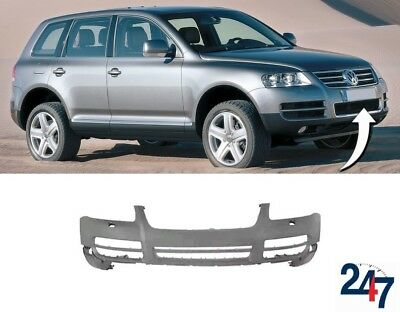 NEW MITSUBISHI PAJERO 2003-2006 FRONT BUMPER WITHOUT HEADLIGHT WASHER HOLES