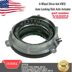 Details about Auto-Locking Hub Actuator Front Left /Right for F150 Truck  Expedition 4WD AST