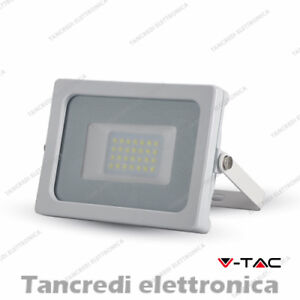 Faro-LED-V-TAC-VT-4922-bianco-SMD-luce-bianco-freddo-20W