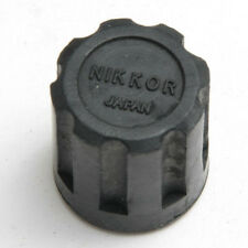 Nikon Nikkor Knob fits over 10mm Control Knob - Black Rubber - USED V511