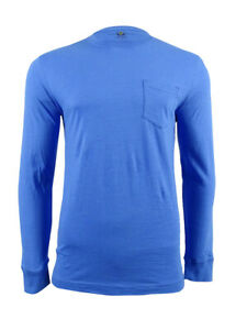 Club-Room-Men-039-s-Jersey-Cotton-Long-Sleeve-T-Shirt